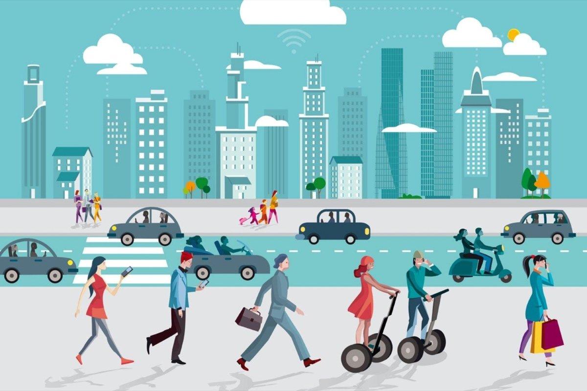 La nouvelle mobilité: l'avenir est inévitable qu'il aura besoin de règles