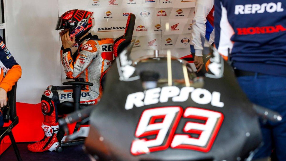 MotoGP. Nouvelle opération pour Marc Márquez