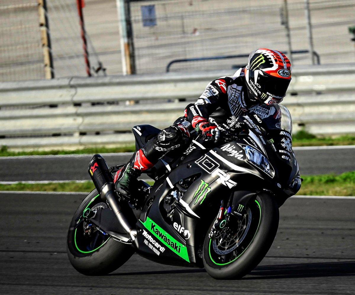 SBK. La première journée d'essais à Jerez