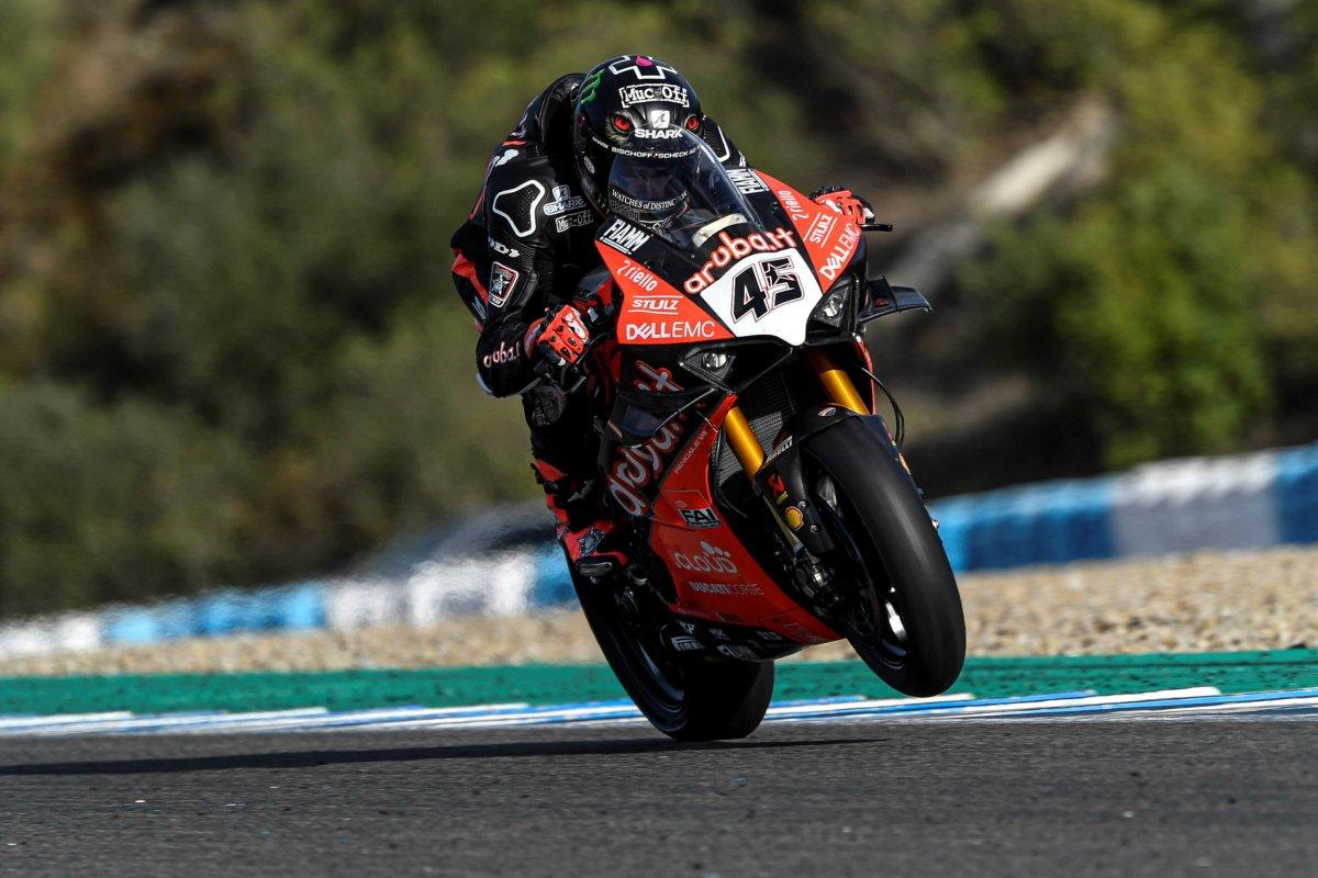 """SBK. Scott Redding: """"je Sais que la chaleur des gens à Ducati"""