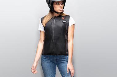 Gilet airbag Dainese Veste à Puce avec le D-air