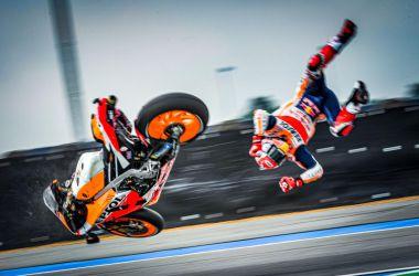 MotoGP 2019, ici, sont ceux qui ont chuté de plus