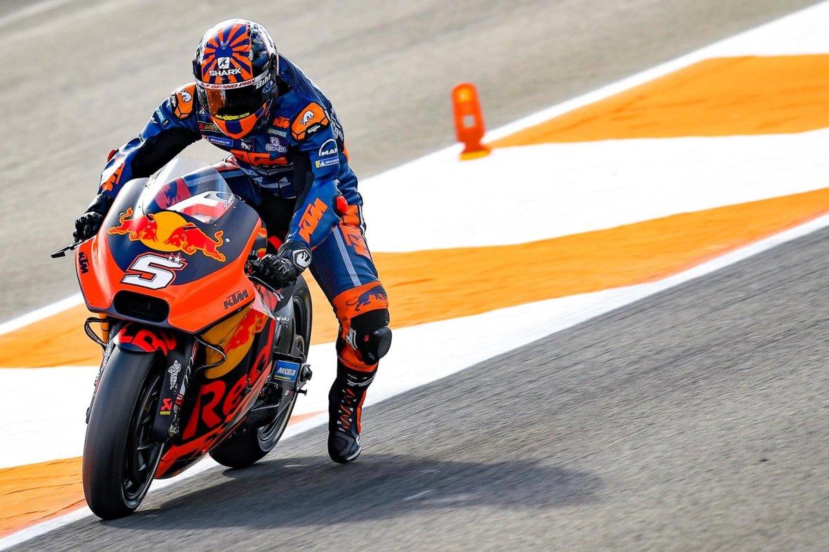 Zarco la signature du contrat avec Ducati Avintia
