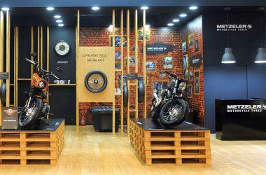 Metzeler Cruisetec: le nouveau pneu à la Motor Bike Expo 2019
