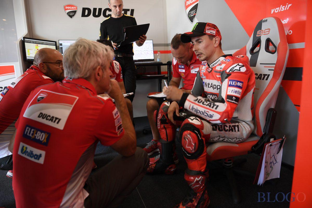 """Dall''igna: """"Lorenzo et la Ducati? Parfois, ils font de mauvaises décisions"""""""