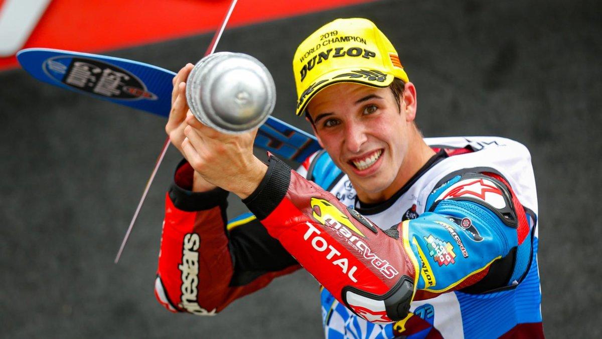Alex Marquez: Rêve de remporter le titre de champion du monde MotoGP