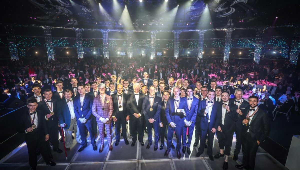 FIM Prix: quatre champions d'italie attribué à Monaco