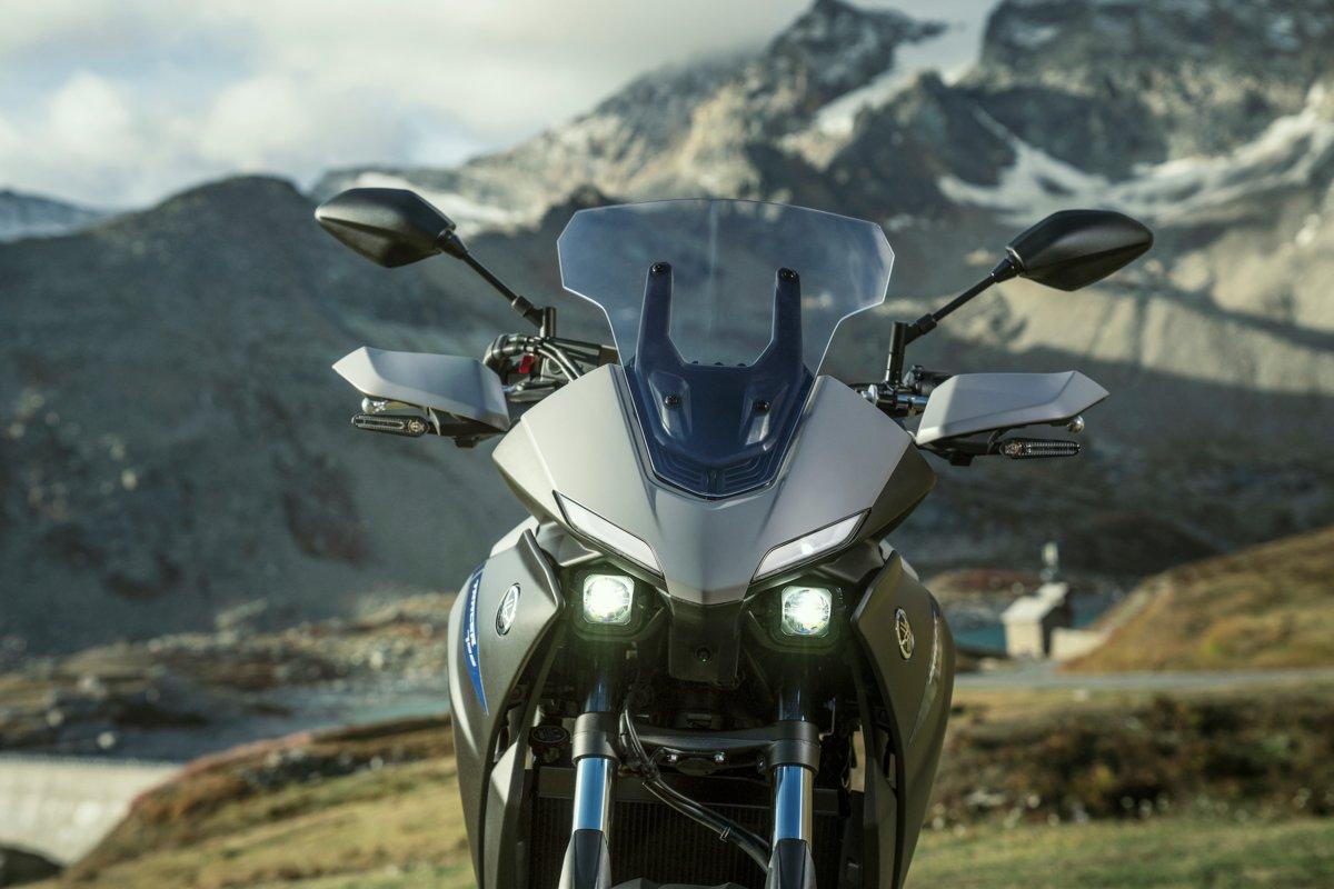 """Fabrizio Corsi, Yamaha: """"dans la Performance, mais avec le plaisir de la conduite"""""""