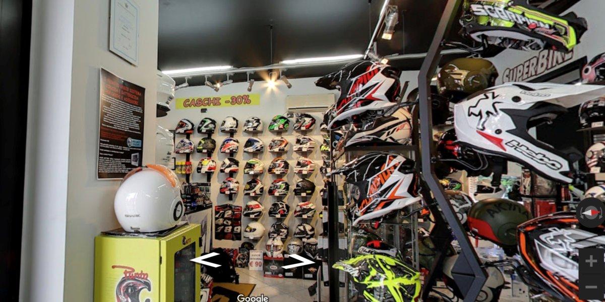 PuntoG Mouvement, il a ouvert la boutique à Gallarate!