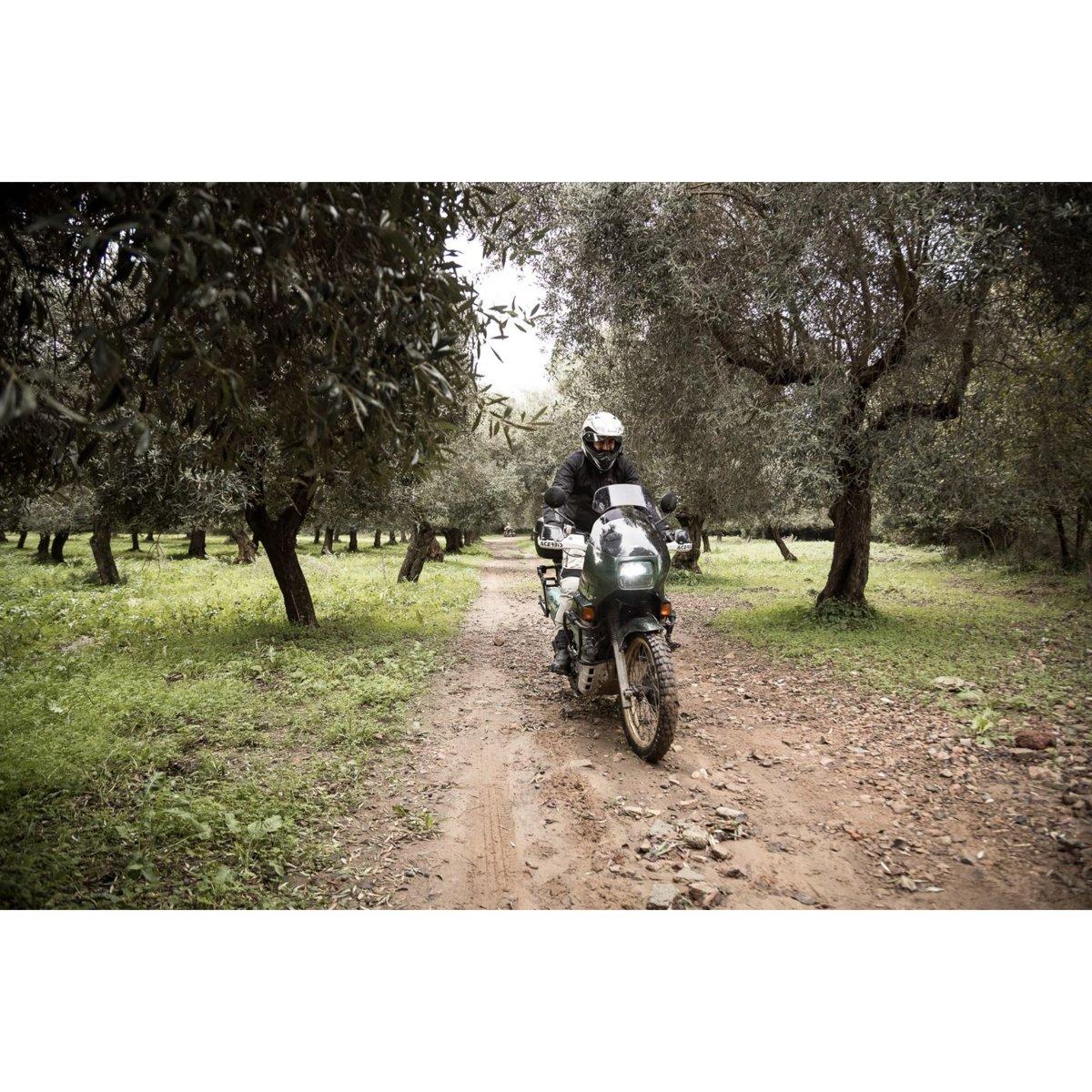 Raid des oliviers, en Sardaigne, le 14 décembre avec la Moto.il