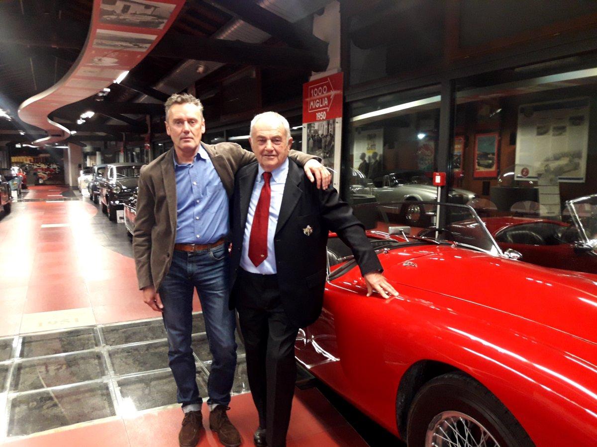 Rallye/TT: la cérémonie de remise des prix au Musée Mille Miglia