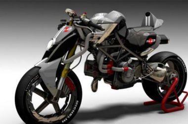 Ducati S2-Braida Concept par Paolo Tesio
