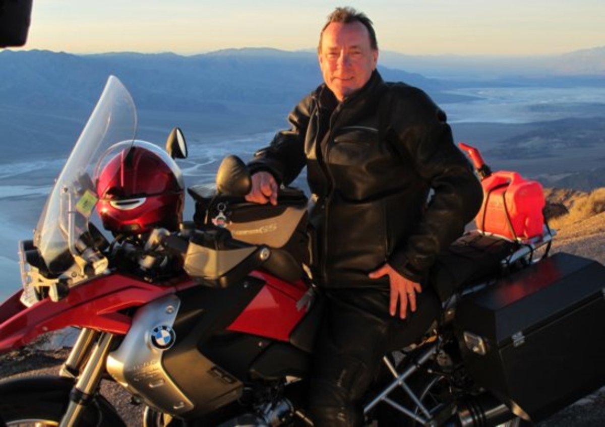 Adieu à Neil Peart: un musicien et un motard