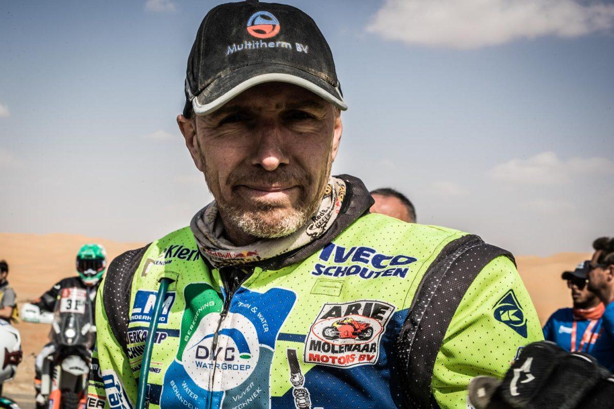 Dakar 2020: à 8 jours après l'accident, il est hors Straver