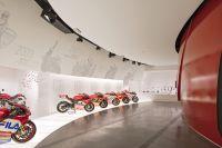 Ducati musée: une promenade à l'intérieur