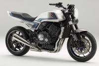 Honda dévoile la CB-F Concept