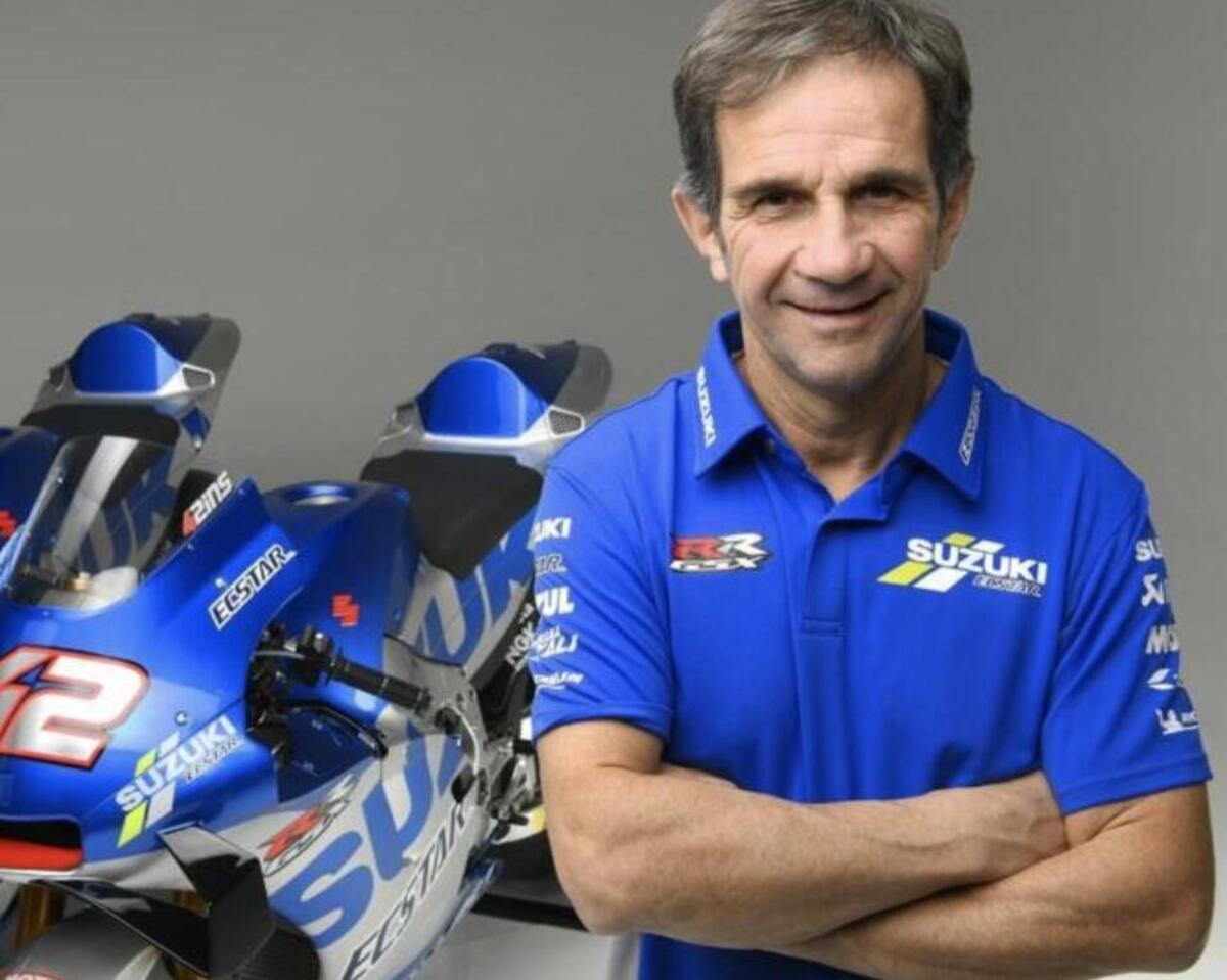 MotoGP. Valentino Rossi sur une Suzuki? La je dirais que non