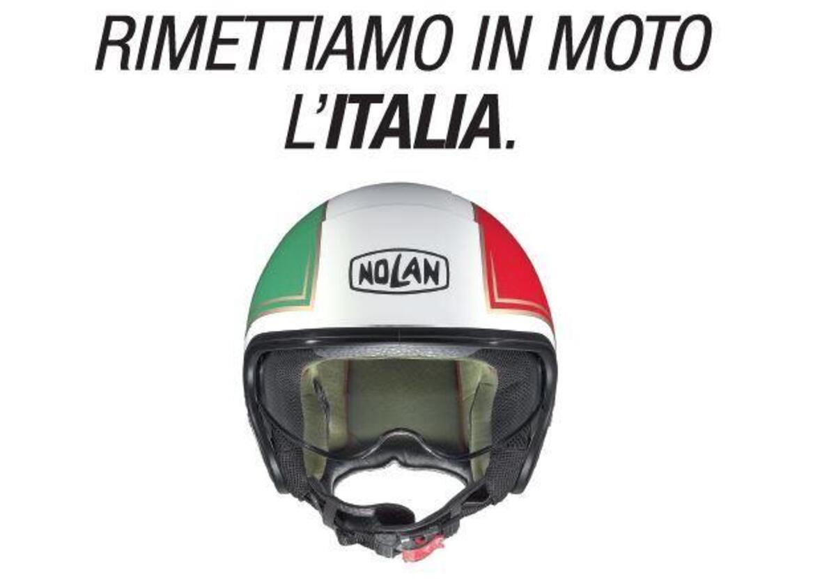 Nolangroup: de nouveau le Mettre en mouvement l'Italie