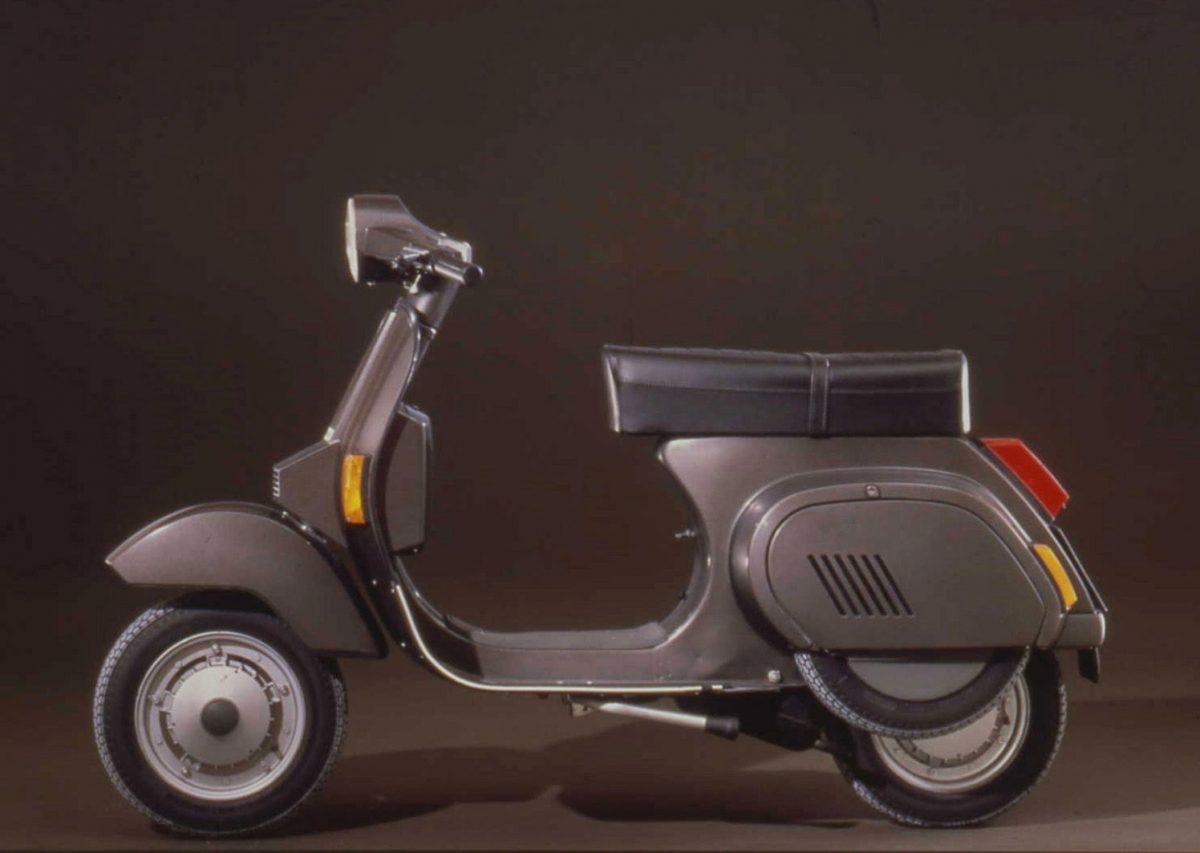 """Vespa PK Automatique: le premier modèle est le """"pas de vitesse"""""""