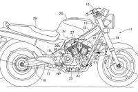 Honda a breveté un nouveau V-Twin moteur