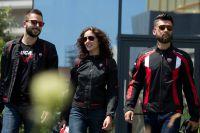 Vestes ventilé Ducati pour l'été de 2020