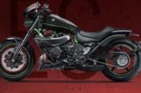 Kawasaki Vulcan: entrant cruiser suralimenté?
