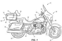 Harley-Davidson est l'étude d'un système d'auto-équilibrage de la moto