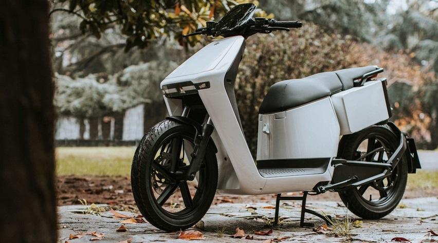 L'Italien WoW!!! le lancement de son scooter électrique