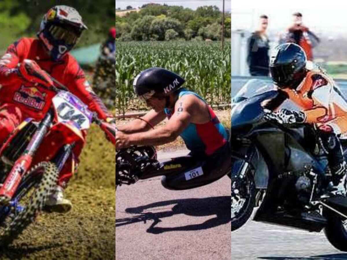 Nico Cereghini: Lorsque le risque est un morceau de la passion