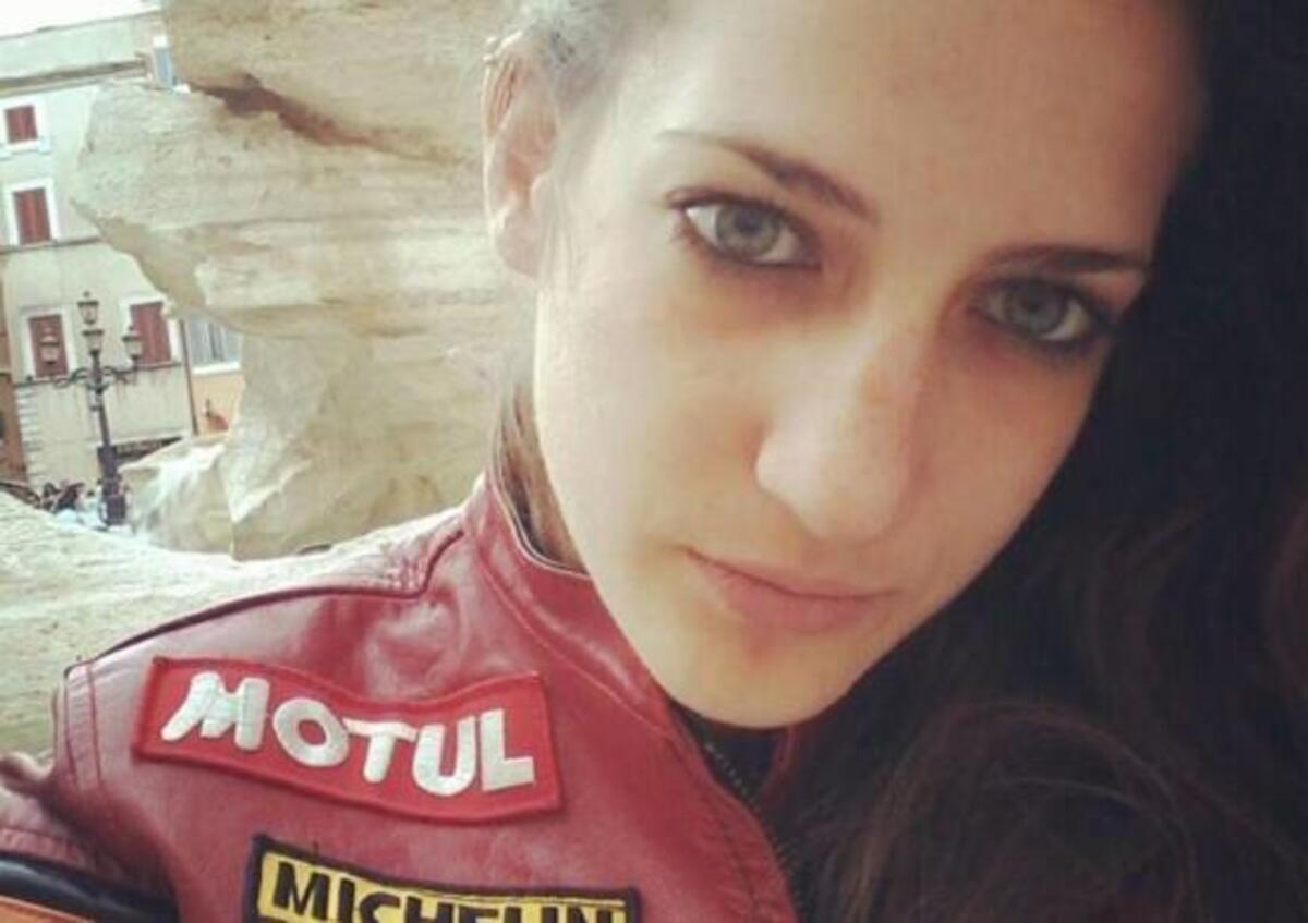Elena Aubry: la première enquête sur l'accident de moto sur la Ostiense