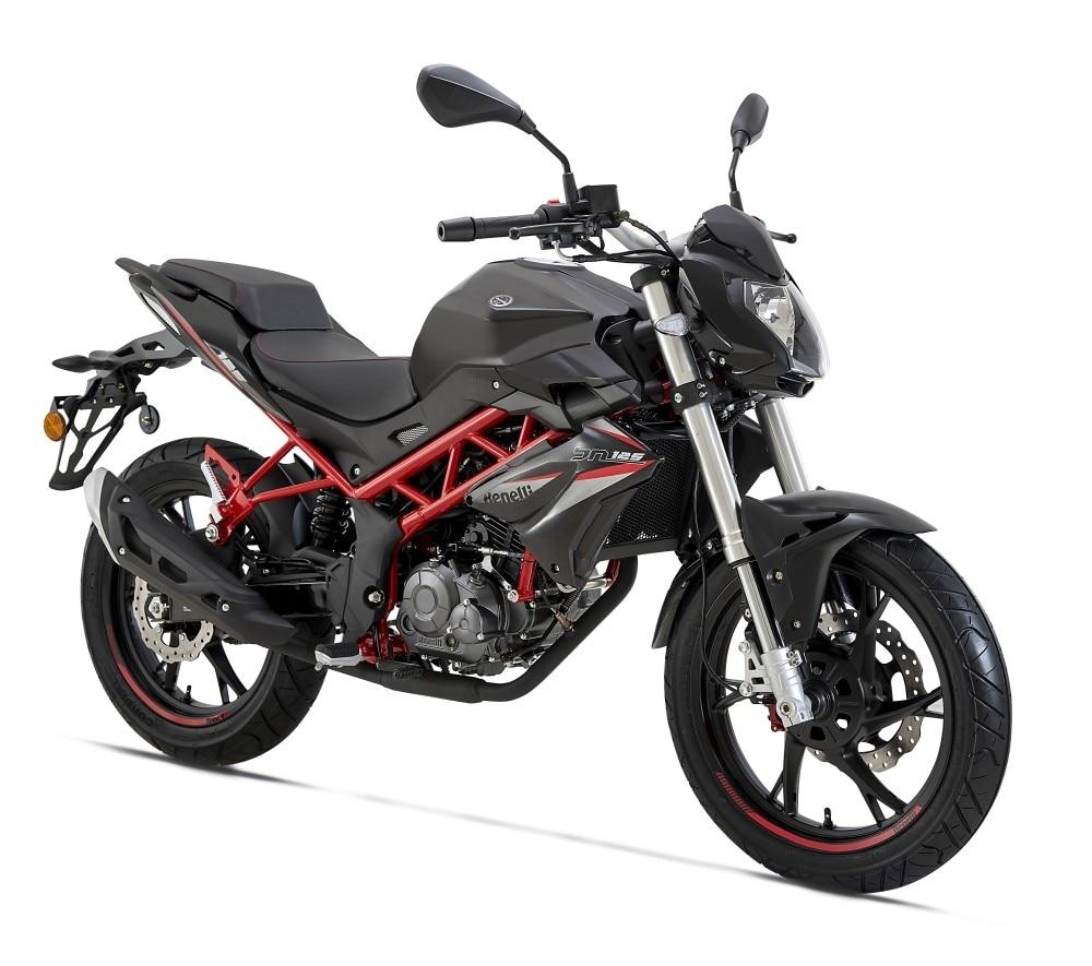 2019 Benelli BN 125 Naked Bike - Review Specs Horsepower