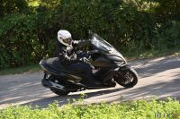 Kymco Xciting 400 S: le premier contact