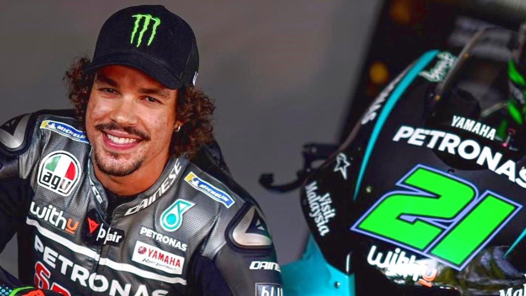 MotoGP: Morbidelli renouvelle avec Petronas Yamaha