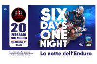 SIX JOURS, UNE NUIT: la nuit de L'enduro du Ciapa la Moto