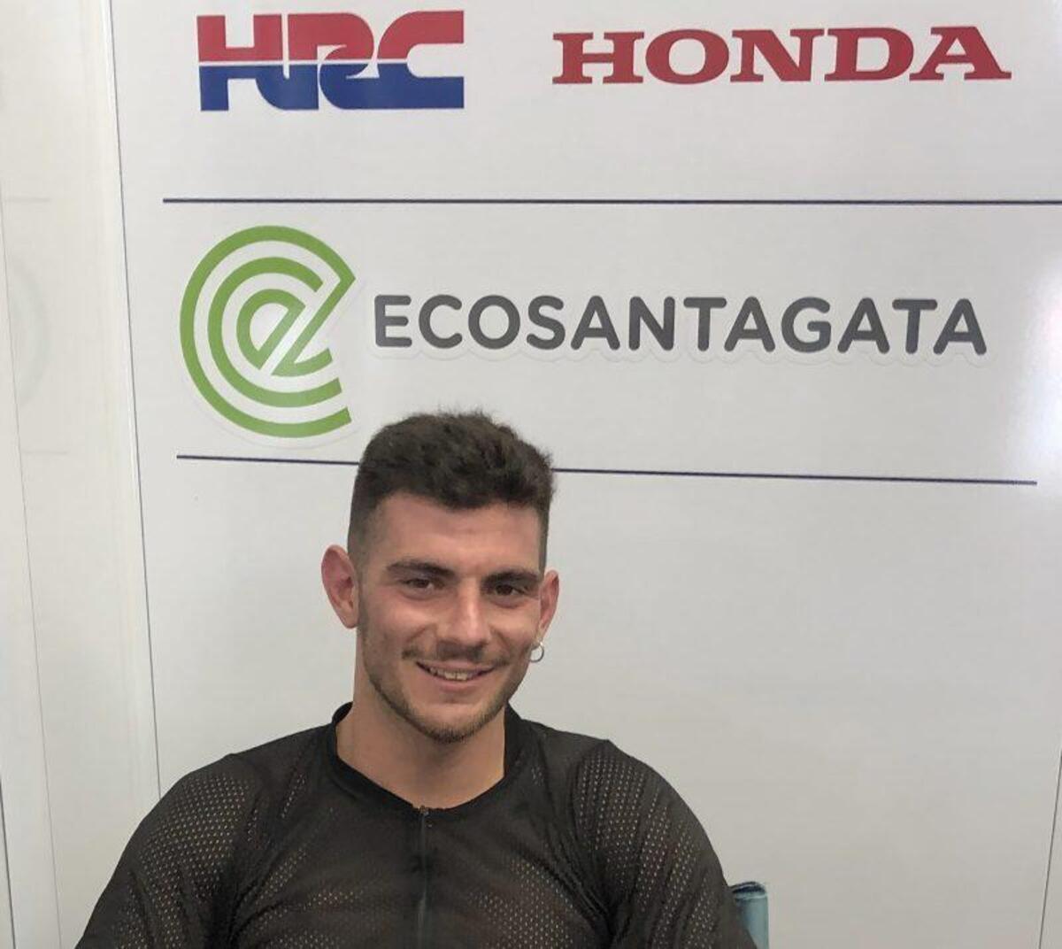 SBK 2020: Gabellini remplace Torres dans la Honda Althea-MON