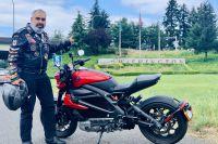 Harley-Davidson LiveWire: du Mexique au Canada équitation électrique Milwaukee