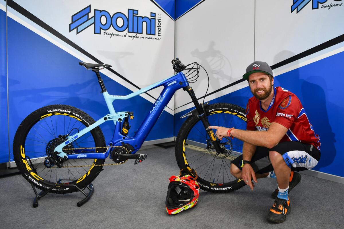 Polini Motori un acteur du monde de l'e-bikes