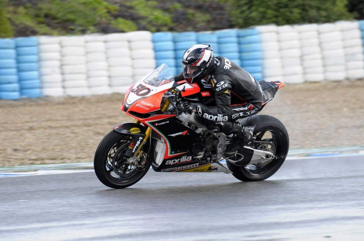 Aprilia RSV4 1000 de retour en Superbike: la volonté de répondre de nouveau à Jerez en tant que joker