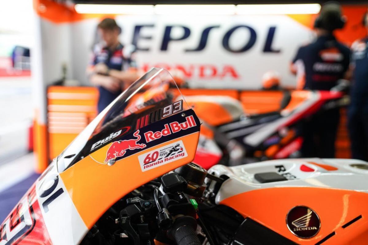 Tests MotoGP à Jerez. Marquez est le plus rapide dans le 1er tour