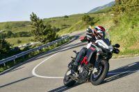 Ducati Multistrada 950 S: c'est la nouvelle livrée