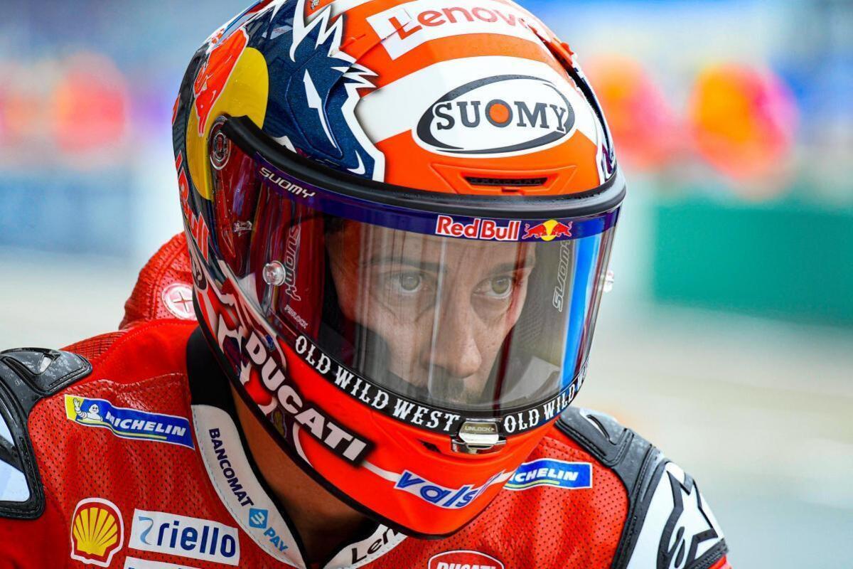 Tests MotoGP. Dovizioso: je Suis en bonne condition physique