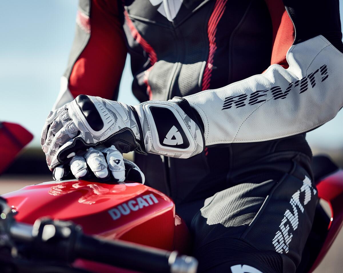 Sports gants rev it!
