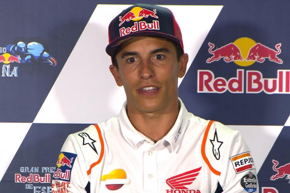 MotoGP 2020. Les commentaires de Marquez, Morbidelli et Quartararo après la FP