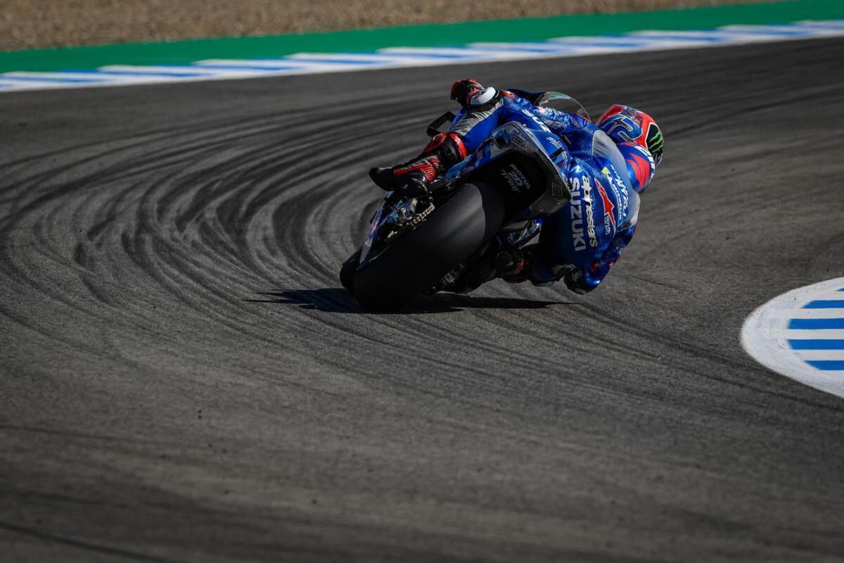 MotoGP 2020. Rin tombe dans le QP, s'est luxé l'épaule, demain, passez le GP