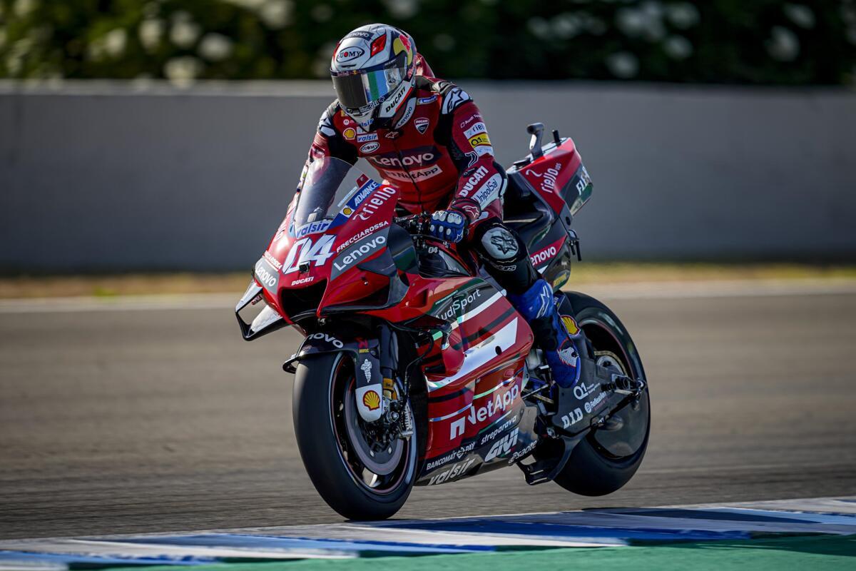 MotoGP 2020. Dovizioso: la course de l'extrême