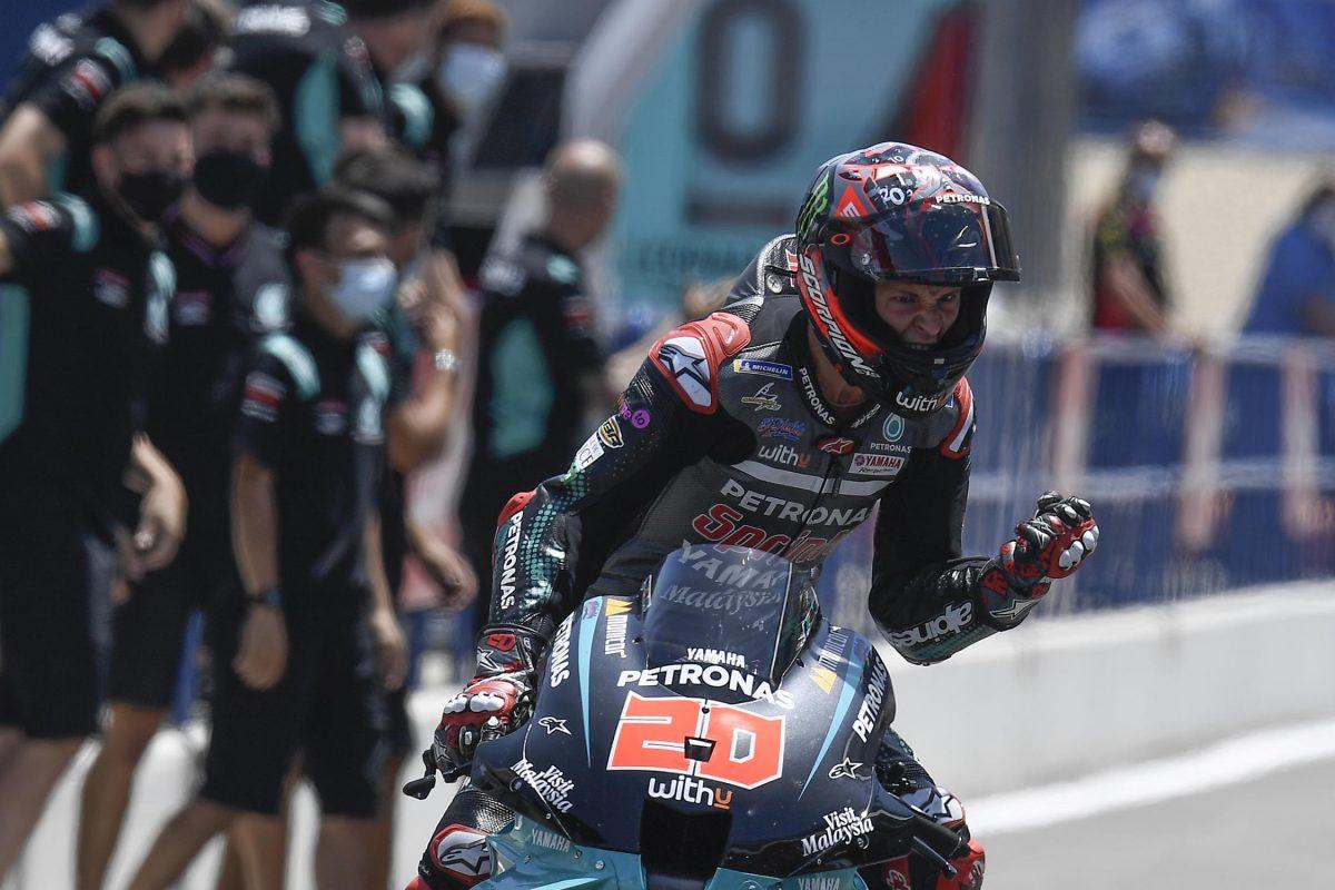 MotoGP 2020, Jerez: Quartararo triomphe, Marquez des pauses et de Rossi prend sa retraite