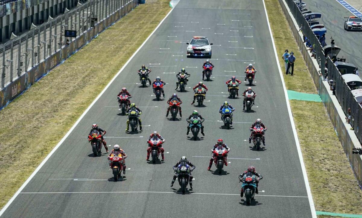 MotoGP 2020. Les transcriptions du GP d'Espagne à Jerez
