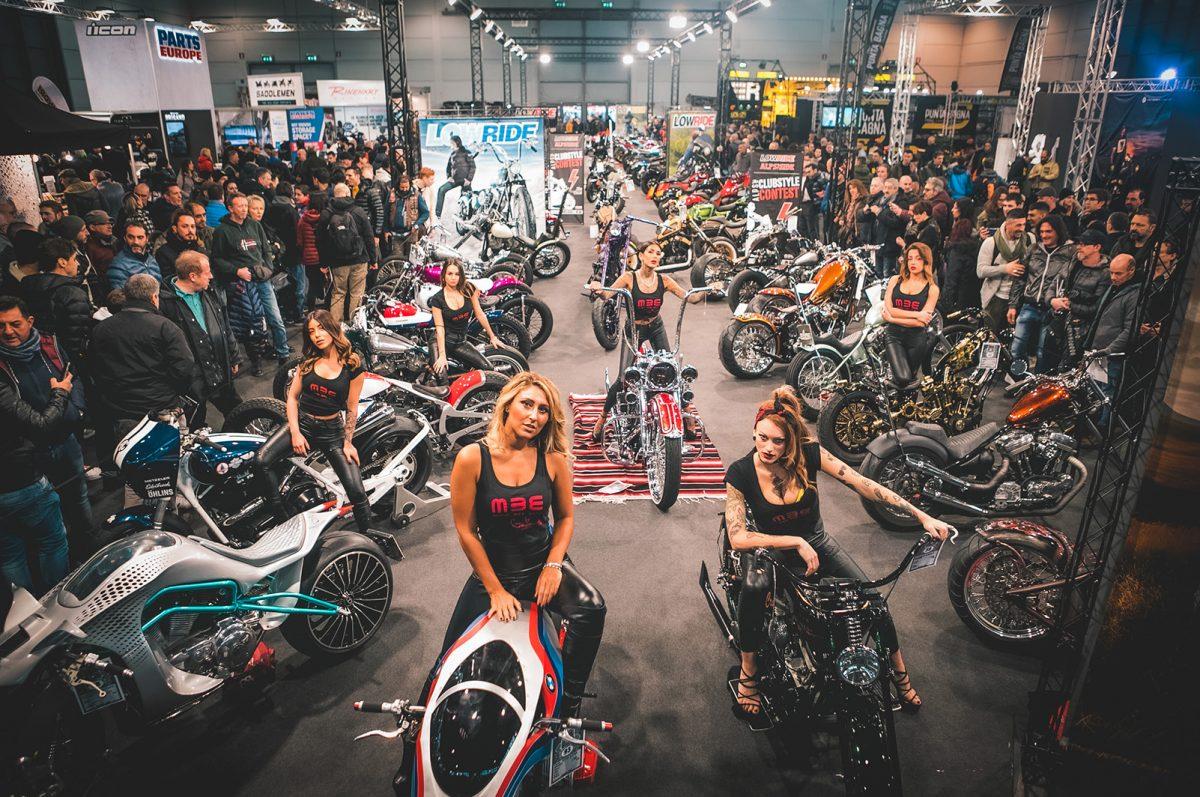 Motor Bike Expo 2021: confirmé à la fin de janvier, le salon international des deux roues
