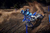 Yamaha présente la nouvelle gamme de motocross, 2021