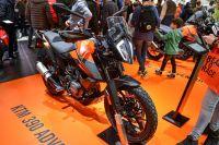 EICMA 2019: KTM 390 Aventure 2020
